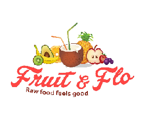 Fruit en flo